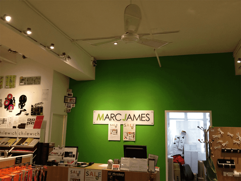 Marc James Shop, Hongkong