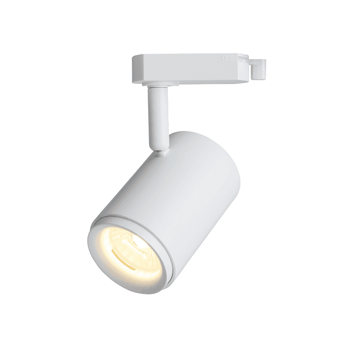 Dim to Warm 12W COB LED Track Light