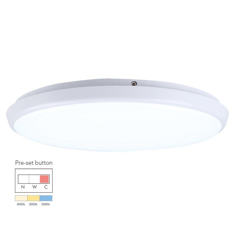 28W Round Dimmable LED Ceiling Lamp