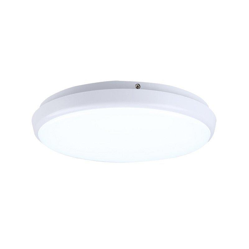12W Round LED Ceiling Oyster Light