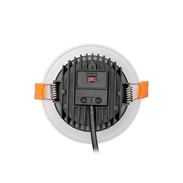 Tri-Color Temperature 13W Flat LED Downlight