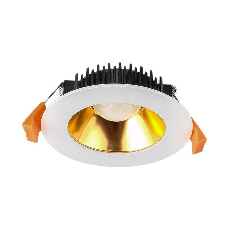 Commercial 10W Specular Reflector with Anti-glare Eyeball SMD Downlight