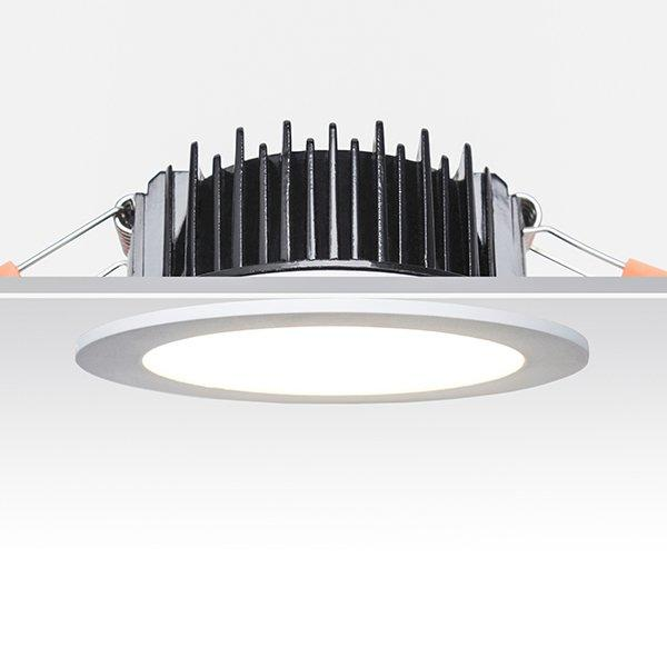 Tri-Color Temperature Residential 13W Dimmable LED Downlight