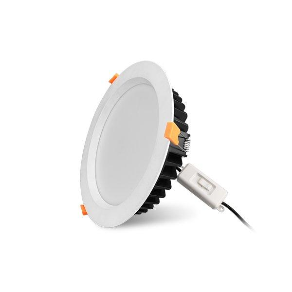 Tri-Color Temperature Residential 28W Dimmable LED Downlight