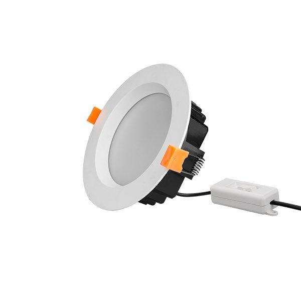 Tri-Color Temperature Aluminum 15W Dimmable LED Downlight