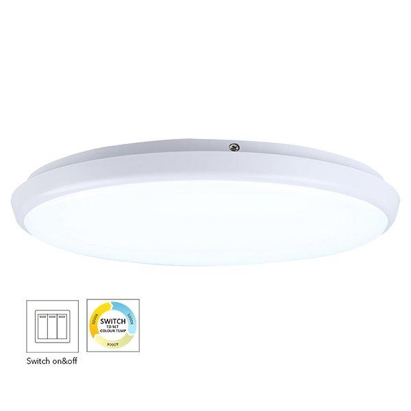 400mm Round Dimmable LED Ceiling Lamp