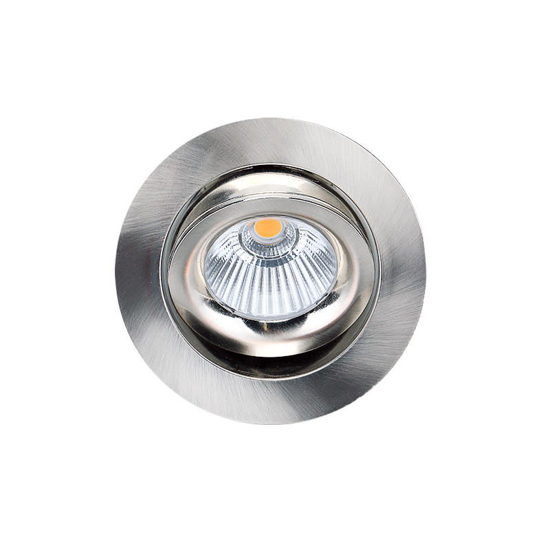 Patented Design 360 Allround Gyro Tilt Dim-to-warm 9W downlight(Reflector)