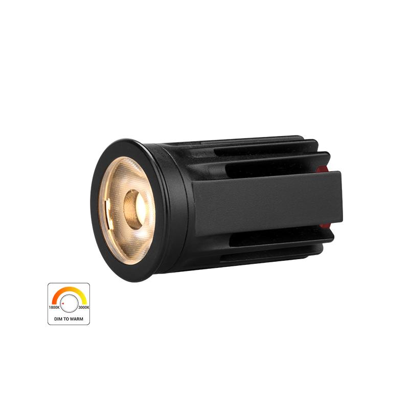 Dim to Warm 6W COB LED MR11 Module