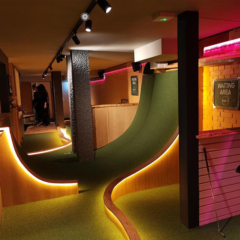 Undergroundgolf Club