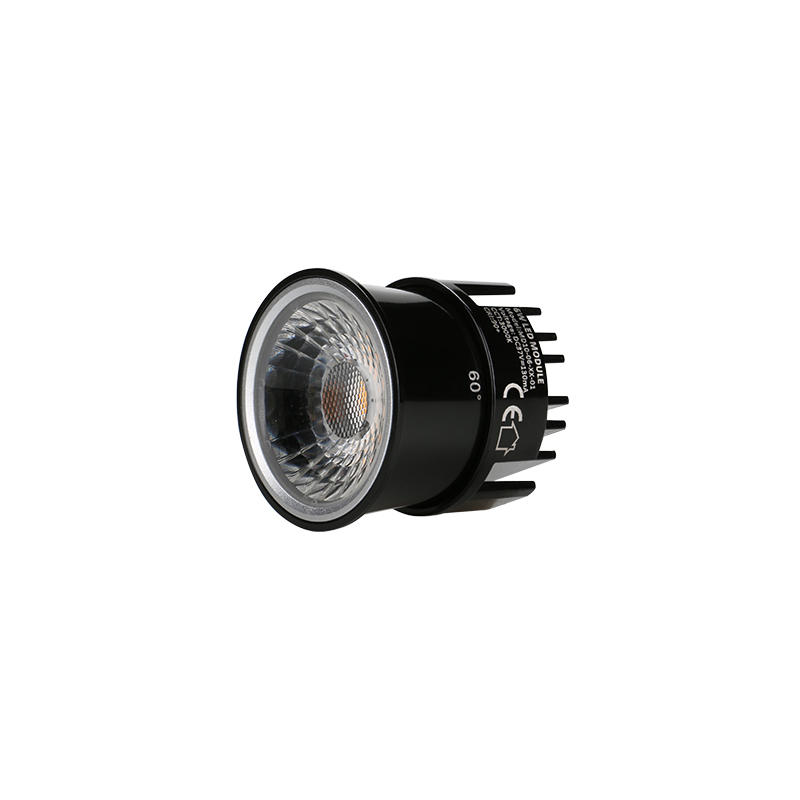 High Efficiency Lens 6W COB LED MR16 Module