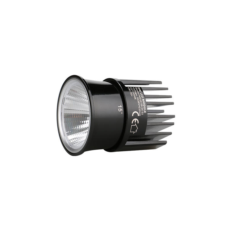 High Efficiency Reflector 9W COB LED MR16 Module