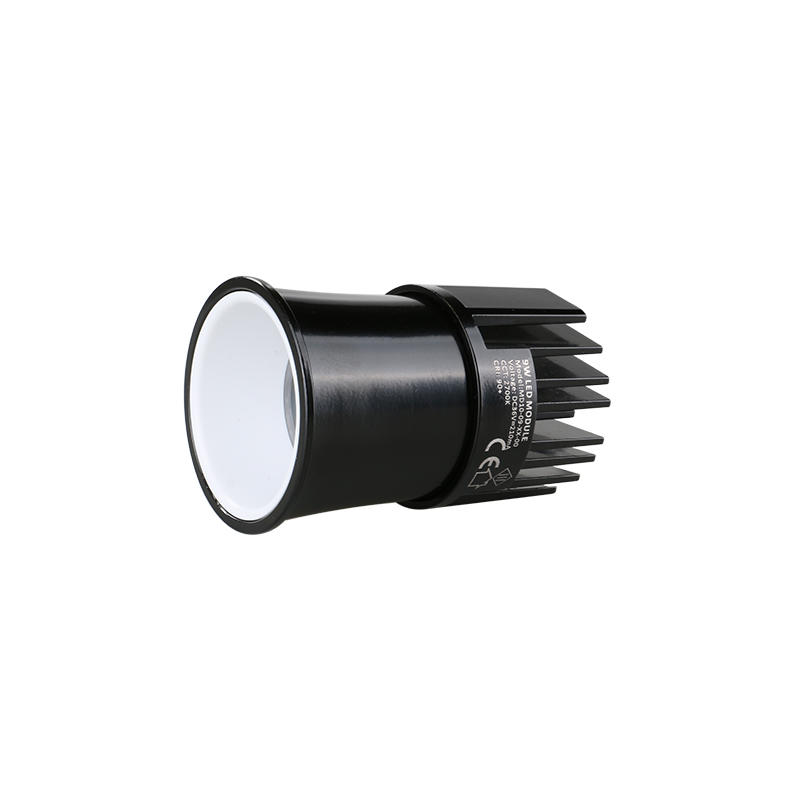 Decorative Lens 9W COB LED MR16 Module