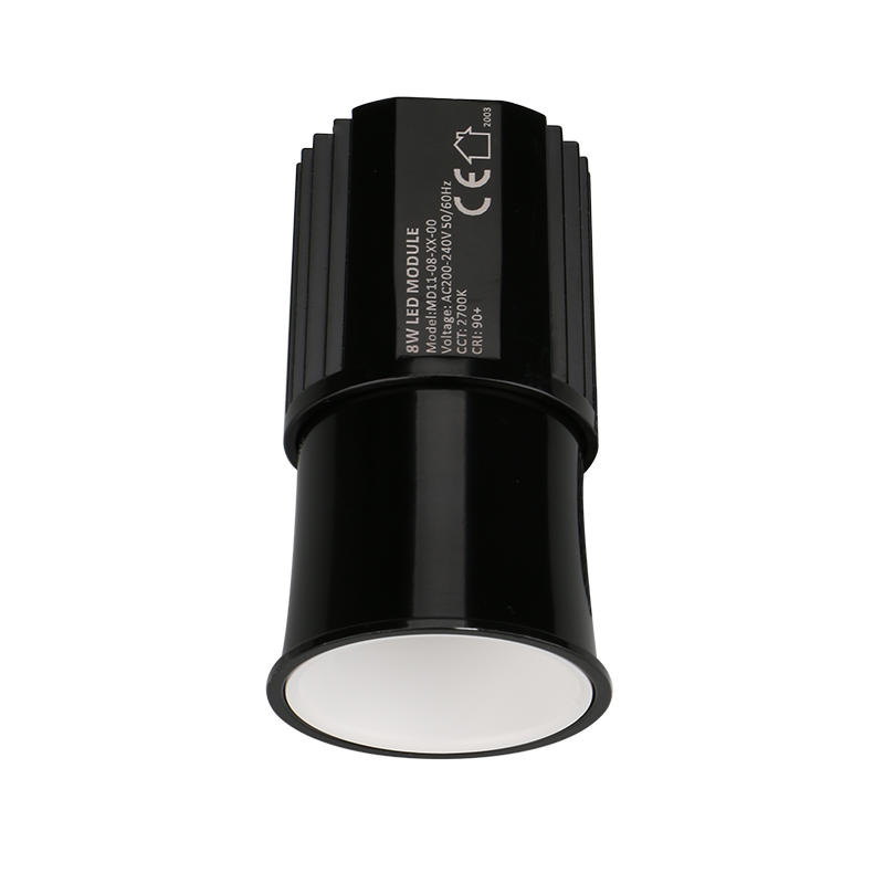 Decorative Lens 8W Built-in COB LED MR16 Module