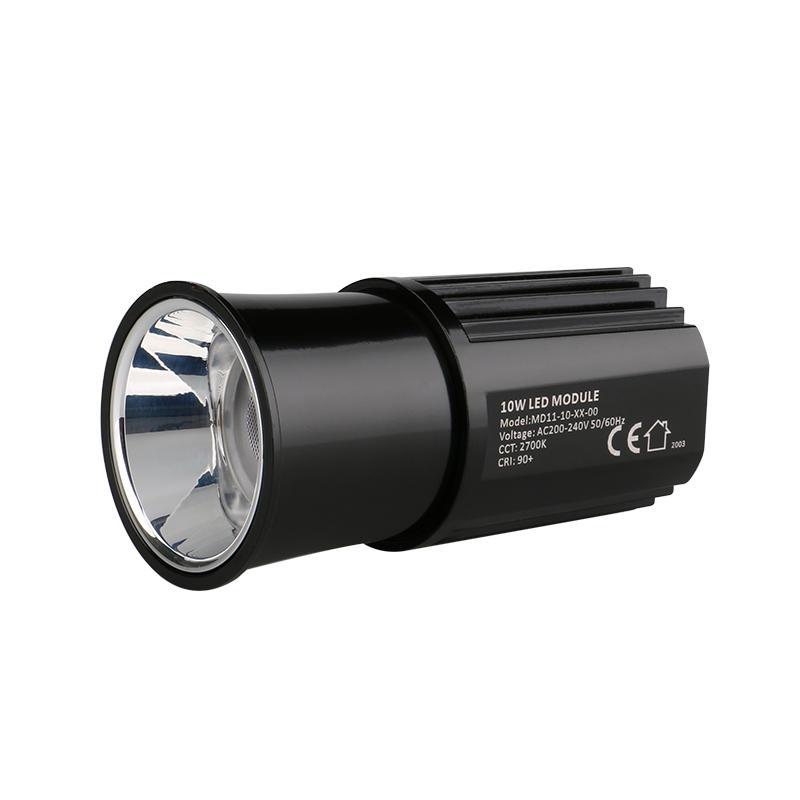 Decorative Lens 10W Built-in COB LED MR16 Module