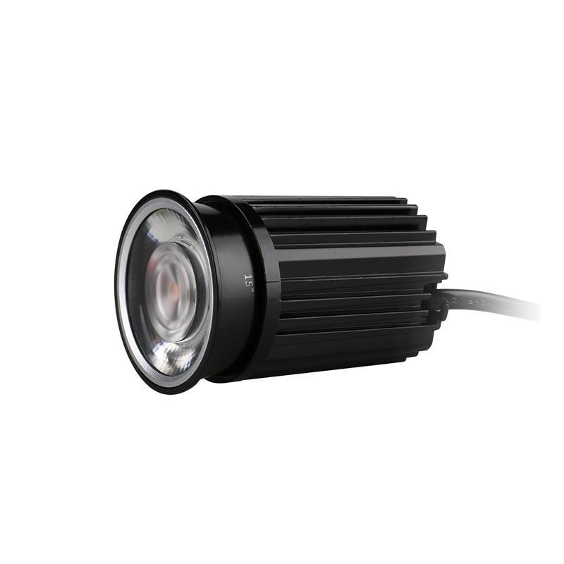 Low Profile Lens 10W Built-in COB LED MR16 Module