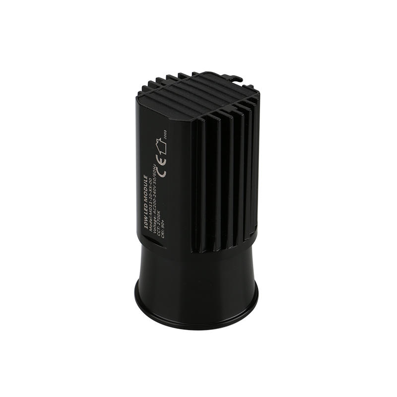 Anti-glare Lens 10W COB LED MR16 Module