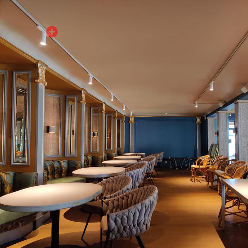Hasselbacken Hotel in Stockholm