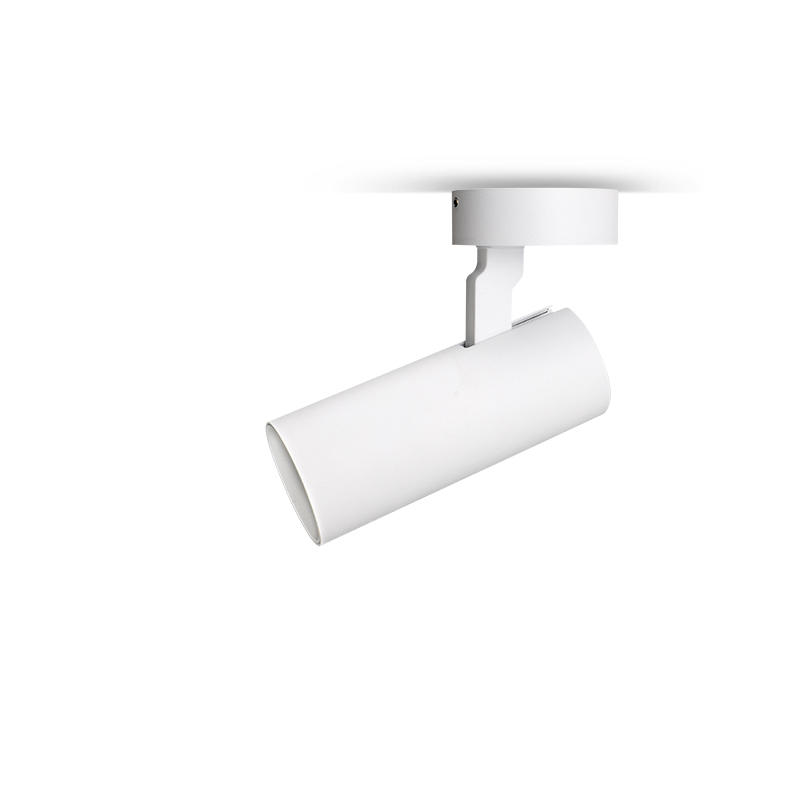 Dim to warm 10W Flicker free dimmable surface mounted spot light
