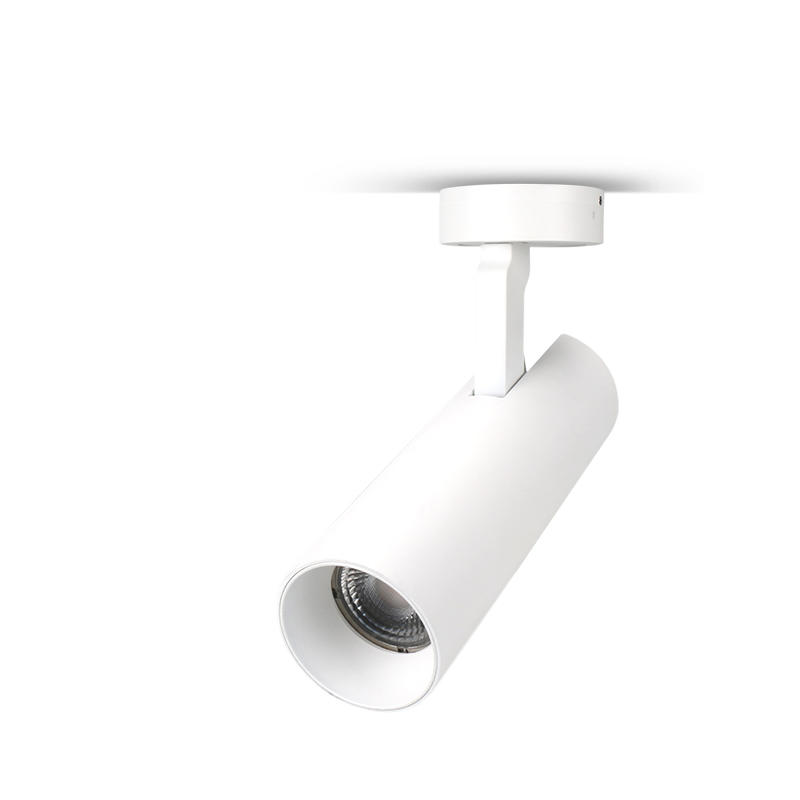 25W Flicker free dimmable surface mounted spot light