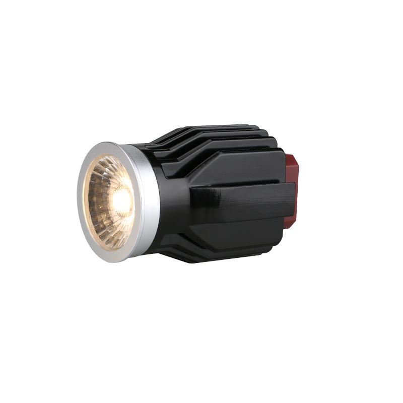 Anti-glare Lens 5-CCT 17W COB LED MR16 Module
