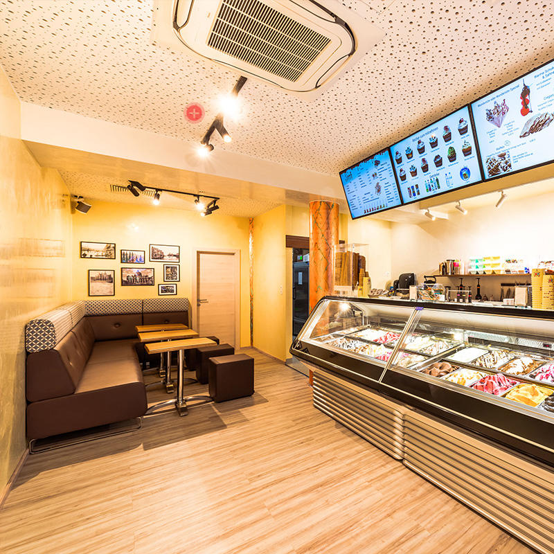 Bakery Store-Austria