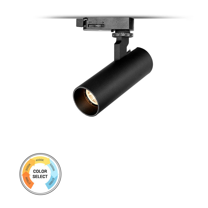10W Flicker free 5-CCT dimmable track light