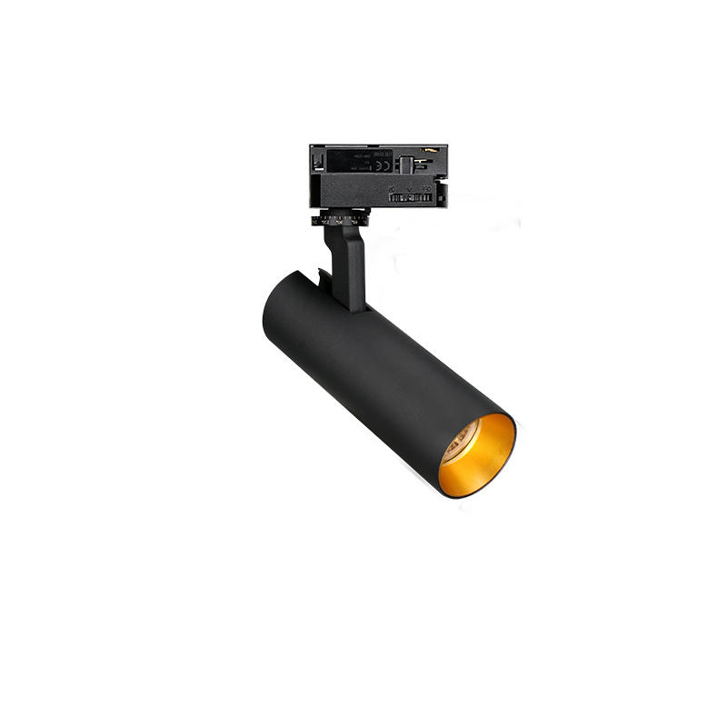 15W Flicker free dimmable track light