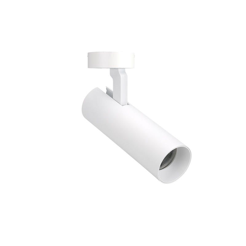15W Flicker free dimmable surface mounted spot light