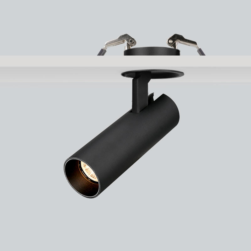 15W Flicker free dimmable recessed spot light